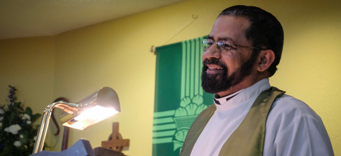 Picture of Fr. Jos Tharakan